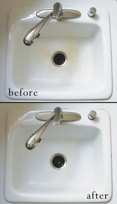 High Quality How To Clean A Kitchen Sink In 3 Minutes