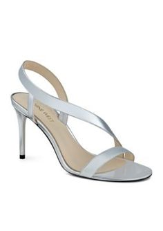 Nine West Silver Rhyan Sandal