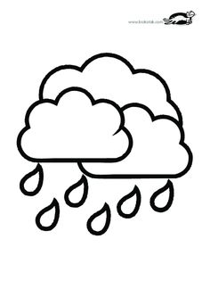 rainstorm clipart tango weather storm outline clipartpng 1200