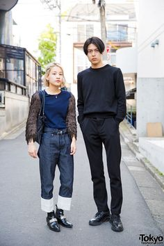 Designer Street Fashion in Harajuku