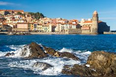 Collioure, France - Best Small Beach Towns in the World Photos | Architectural Digest