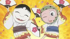 Onikiri & Kotetsu (Kamisama Hajimemashita)