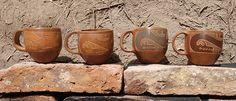 Taller de Cerámica Imaymana | Con inspiración precolombina | Tazas, vasos.