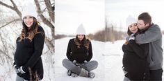 Kura photography Lloydminster photographer #maternity #winter #love #babybump #wintermaternity