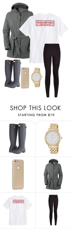 """Woke up seen the snow ready to go"" by madison-mills-1 ❤ liked on Polyvore featuring Hunter, Kate Spade, Case-Mate, Columbia, Vineyard Vines, women's clothing, women, female, woman and misses"