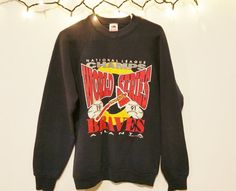 Vintage Men's Sweater Sweat Shirt Braves by DirtySouthVintagee