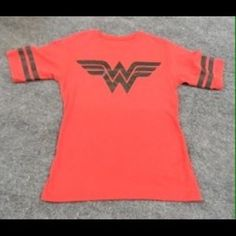 I just discovered this while shopping on Poshmark: DC Comics Originals Wonder Woman T-Shirt. Check it out! Price: $8 Size: S