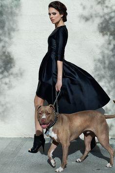 Nina Daniele at New York Models by Toni Smailagic
