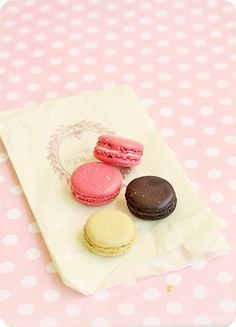 Macarons from Ladurée, Singapore   Flickr - Photo Sharing!