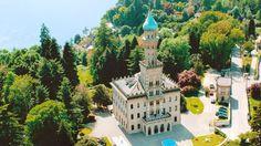 Villa Crespi in Orta San Giulio, Italy | Vacationist