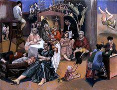 A Casa De Celestina , 2001 - O ambiente divergente entre uma suposta família, mostrando que nem todos apreciam o mesmo tipo de convivência e cada ser está numa situação completamente diferente do resto.