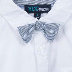 Dettaglio camicia e papillon..per i maschietti più eleganti. Nuova collezione Zgeneration #pe16 #newcollection #zgeneration