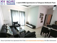 Visit: http://www.myhomemh.com/talegaon | If you're looking for a home, My Home Talegaon, offering spacious 1 and 2 BHK Residential Apartments near Talegaon Dabhade Pune is a good choice. Spread across 2.5 acres of lush green land, the project ensures you have easy access to other destinations and have the best possible lifestyle.