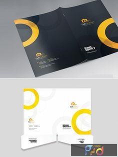 1907146 Business Presentation Folder 3592648EPS   3 Mb Click on Google Drive logo for Free Download: This is a Business Presentation Folder. This Broc... Presentation Folder, Business Presentation, Booklet Design, Brochure Design, Letterhead Design Inspiration, Business Folder, Document Folder, Folder Design, Design Poster
