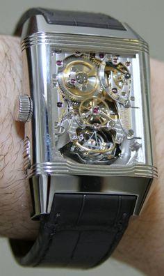 Jaeger-LeCoultre Gyrotourbillon II Watch