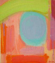 Angela Brennan, Evening landscape (2)