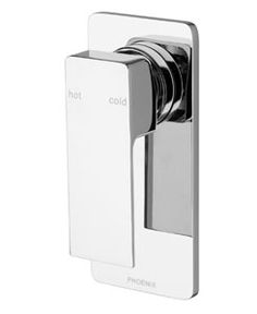 Ensuite/Bathroom shower tap - Phoenix - RA780 Radii Shower / Wall Mixer