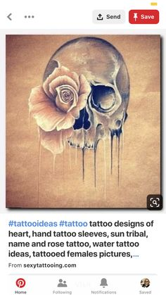 Side Body Tattoos