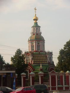 Moscou - Eglise