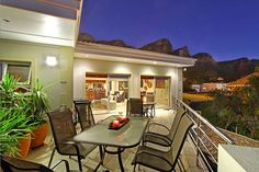 Villa Atlantica Boutique Guesthouse, luxury guest house accommodation in Camps Bay between the magnificent 12 Apostles Mountain Range and the Atlantic Ocean. Cape Town Accommodation, Air Conditioner Heater, Mountain View, Mountain Range, Open Plan, Living Area, Flat Screen, Villa, Relax