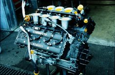 Ford-Cosworth DFR 3.5 V8 NA (Great Britain 1989)