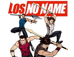 """Check out new work on my @Behance portfolio: """"Los No Name"""" http://on.be.net/1ieDXmm"""