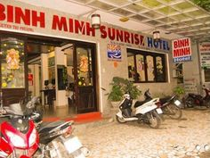 Hue Binh Minh Sunrise Hotel Vietnam, Asia Located in Hue City, Binh Minh Sunrise Hotel is a perfect starting point from which to explore Hue. The hotel offers a wide range of amenities and perks to ensure you have a great time. Take advantage of the hotel's free Wi-Fi in all rooms, Wi-Fi in public areas, car park, room service, family room. Guestrooms are fitted with all the amenities you need for a good night's sleep. In some of the rooms, guests can find television LCD/plasm...