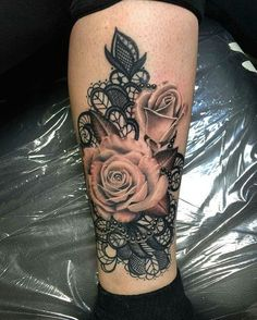 Lace Tattoo Designs | 21+ Lace Tattoo Designs, Ideas | Design Trends - Premium PSD, Vector ...