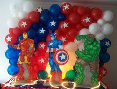 decoración de avengers - Buscar con Google