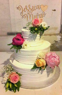 Wedding cake in collaborazione con tres jolie Eventi