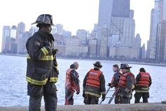 "Chicago Fire - saison 1 ""Nazdarovya"""