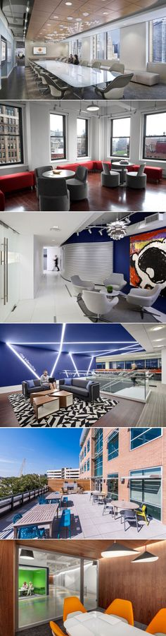 Best modern offices of 2015 by Coalesse #officedesign