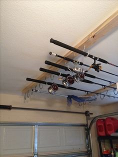 Fishing Pole Holder