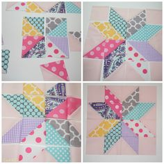 Learn how to quilt with this sewing for beginners tutorial on how to make a lovely star quilt block. This beginner quilting tutorial gives you step-by-step instructions on how to make a traditional quilt block that would look great on your next quilting or sewing project.