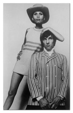 silver visions of a purple tree: A Couple of Kinks in 60's Fashion
