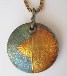 Metal Clay (PMC, Precious Metal Clay, Art Clay Silver, keum-boo, patina)