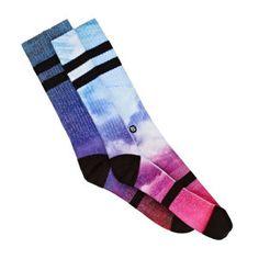 Stance Socks - Stance Le Funkalicious Socks - Multi