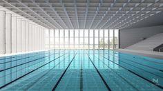 Swimming Pool Blinds, Skyscraper, Swimming Pools, Multi Story Building, Studio, Architecture, Color, Home, Swiming Pool