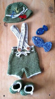 Going Fishing  Fisherman Diaper Cover Set  by JNPsStringsNThings, $40.00