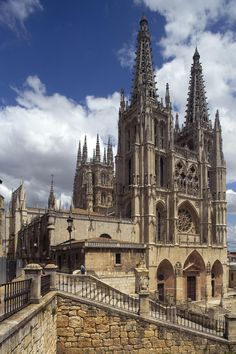 Catedral- Burgos. by Intdea Studio on 500px