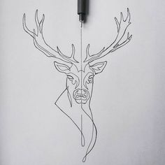 n ln 20 Deer Tattoo, Fox Tattoos, Tree Tattoos, Raven Tattoo, Tattoo Ink, Hand Tattoos, Tatoos, Cloud Tattoo Design, 3d Tattoos For Men