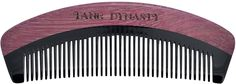 TANG DYNASTY® No Static 100% Handmade Natural Violet Wood OX Horn comb With Gift Box 039 -- Click image for more details.