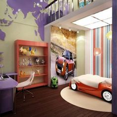 26 Baby boys bedroom design ideas with modern and best theme: unique baby boy's bedroom design ideas