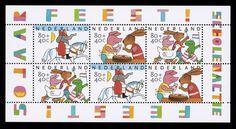 Postzegel Nederland 1998 Kinderpostzegels