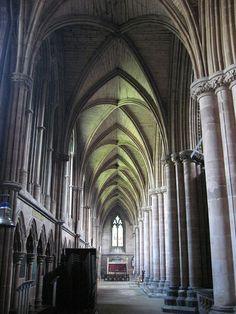 England: Carlisle Cathedral