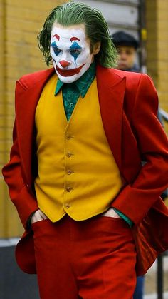Our new joker! Le Joker Batman, Batman Joker Wallpaper, Der Joker, Joker Comic, Joker Wallpapers, Joker And Harley Quinn, Superman, Joaquin Phoenix, Disfarces Halloween