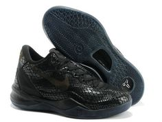 Nike Zoom Kobe 8 EXT Black Mamba