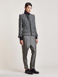 Haider Ackermann Women's Bryson Wool Jacket