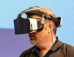 Intel's Project Alloy does VR without pesky wires or controllers     - CNET  The best virtual reality can be a pain to set up. You need a pricey PC a fancy headset and great motion controllers and youll still be tethered by a cord. But Intels Project Alloy wants to throw those limitations out the window.  Intel CEO Brian Krzanich kicked off his Intel Developer Forum (IDF) on Tuesday with a bold claim: Merged Reality will be one of those fundamental shifts thats going to redefine how we work…