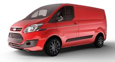 Ford Adds More Appeal To Transit With Custom Color And Sport Editions